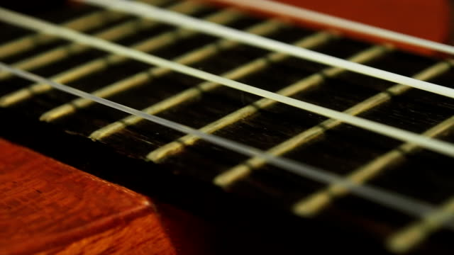 ukulele - string stock videos & royalty-free footage