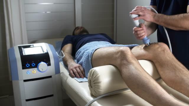 Ultrasound shockwave therapy