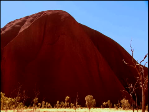 Uluru from different perspectives Australia