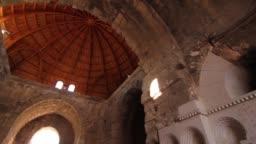 Umayyad Palace in Amman.