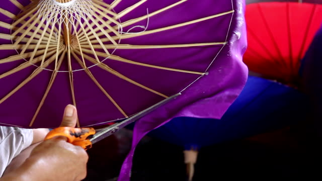 umbrella - drawing artistic product stock videos & royalty-free footage