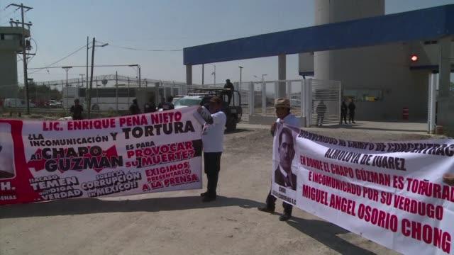 vídeos y material grabado en eventos de stock de un abogado del capturado capo mexicano joaquin el chapo guzman denuncio el miercoles una supuesta intencion política de acelerar la extradicion de su... - política y gobierno