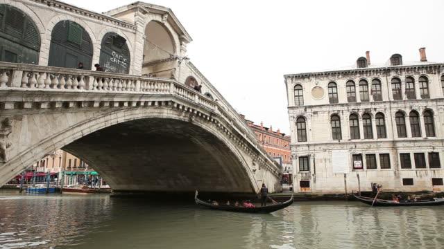 Der Rialto-Brücke
