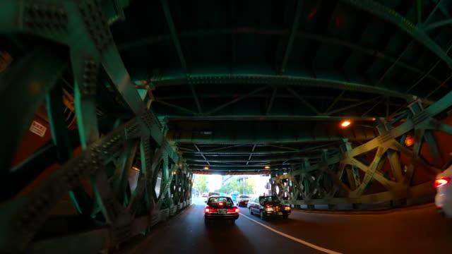 underpass the railway bridge - infinity stock videos & royalty-free footage