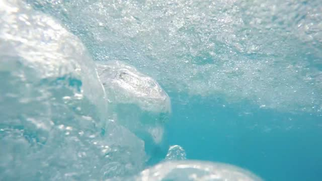 underwater bubbles slow motion - drowning stock videos & royalty-free footage