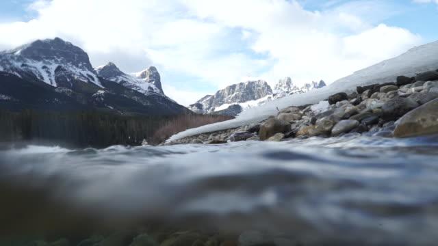 Underwater mountains