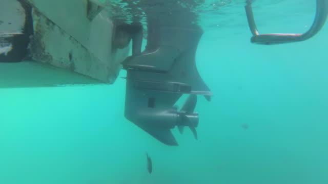 Unterwasser-Propeller