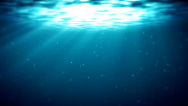 Unterwasser Sceen. Schauen Sie sich meine anderen Unterwasser und Seelandschaft Animationen