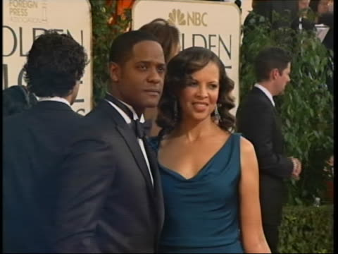 underwood and dacosta posing on red carpet - the beverly hilton hotel stock videos & royalty-free footage
