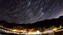 Undoing Star Trails
