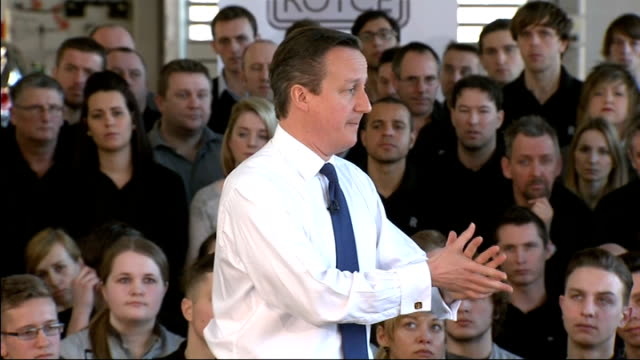 Cameron speech at Rolls Royce Question My question's actually linked to [the previous question] actually I was watching the Inside the Commons TV...