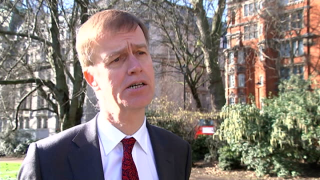 unemployment falls to seven year low stephen timms mp interview sot/ general view of house sof parliament and st stephen's tower big ben with... - low unemployment stock videos & royalty-free footage