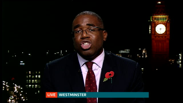 unemployment in london at highest level for a decade live 2way disco on unemployment in london with matthew jaffa in the studio sot and david lammy... - ニナ・ホサイン点の映像素材/bロール