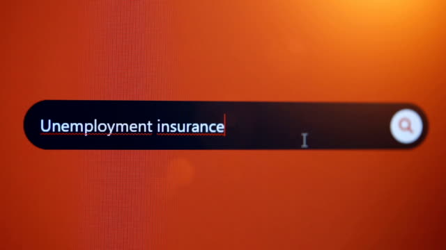 unemployment insurance - unemployment application stock videos & royalty-free footage