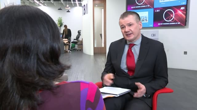Unexpectedly large rise in inflation increases pressure on household incomes INT Rain NewtonSmith interview SOT weaker pound makes overseas goods...
