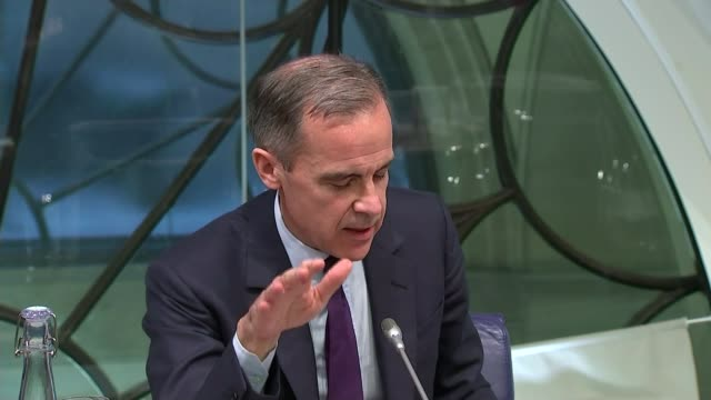 Unexpectedly large rise in inflation increases pressure on household incomes London INT Mark Carney speaking SOT