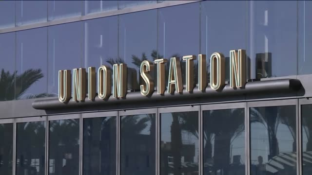 KTLA Union Station in Downtown Los Angeles