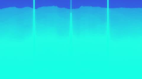 vídeos y material grabado en eventos de stock de diseño único abstracto animacion digital pixel ruido falla error video daño - luces estroboscópicas