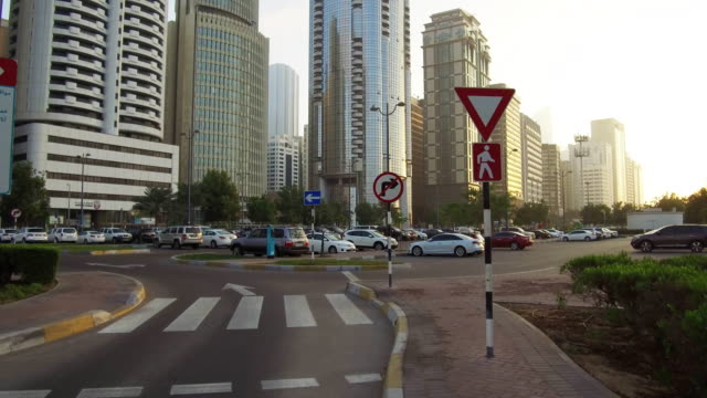 united arab emirates, abu dhabi - 24コマ撮影点の映像素材/bロール