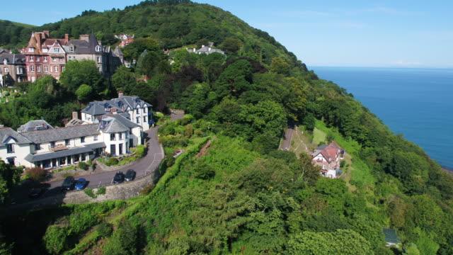 United Kingdom, Devon, North Devon coast, Lynton