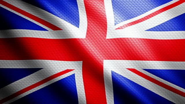 United Kingdom Flag 4K