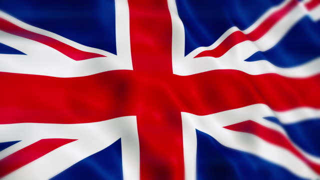 united kingdom flag - national flag stock videos & royalty-free footage