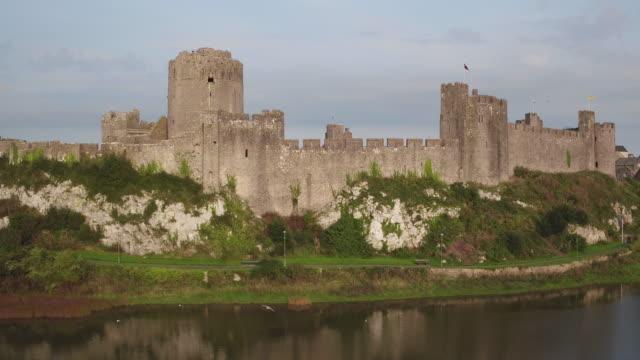 United Kingdom, Wales, Pembrokeshire, Pembroke Castle