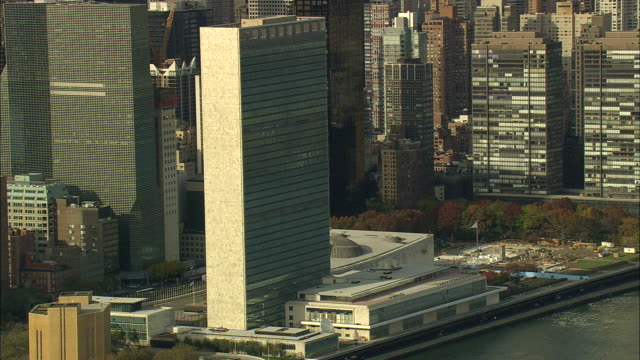 united nations - united nations building stock videos and b-roll footage