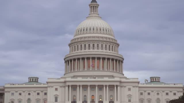 United States Capitol Building i Washington DC