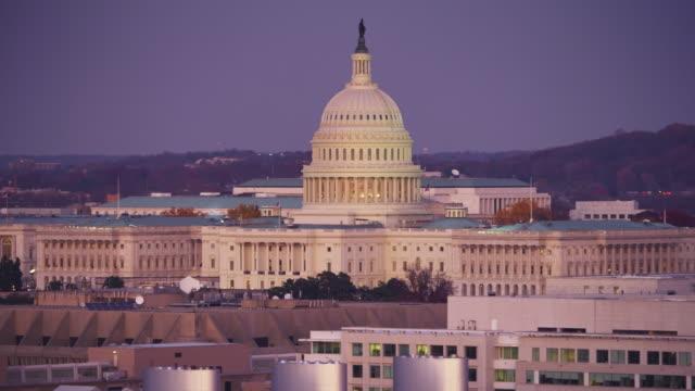 united states capitol building, washington dc. shot in 2011. - artbeats 個影片檔及 b 捲影像