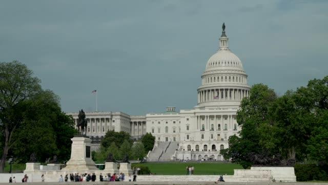 United States Capitol Building West i Washington, DC - zooma In