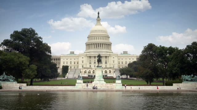 united states capitol - capitol building washington dc stock videos and b-roll footage