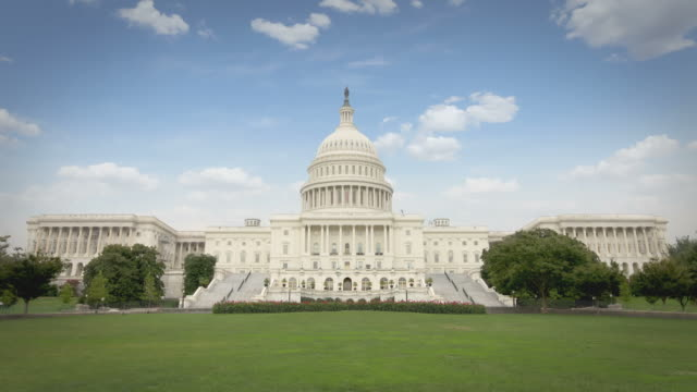 united states capitol - capitol building washington dc stock videos & royalty-free footage