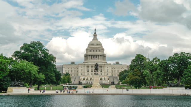 united states capitol west in washington, dc - 4k/uhd - lobby stock videos & royalty-free footage