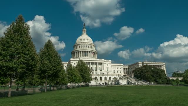 United States Capitol West i Washington, DC - 4k/UHD