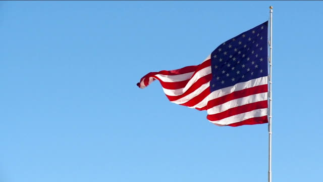 united states flag - wallpaper stripper stock videos and b-roll footage