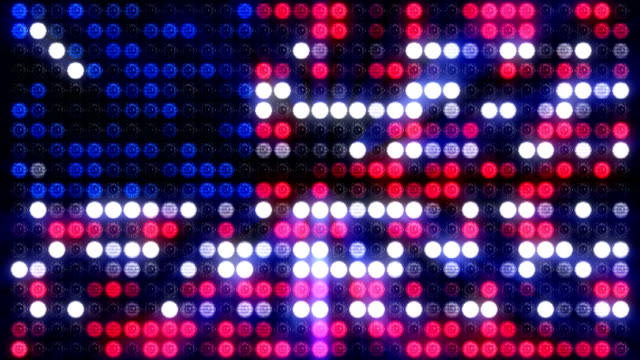 united states light wall and party 4k loopable - president stock videos & royalty-free footage