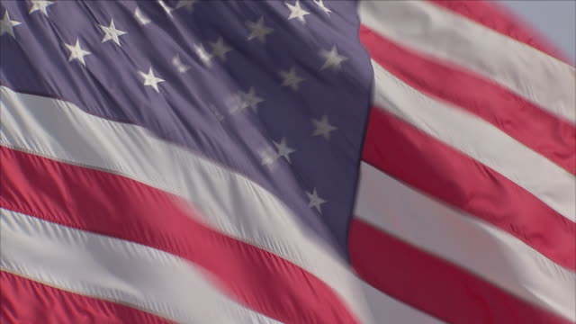 united states of america clips - amerikanischer treueschwur stock-videos und b-roll-filmmaterial