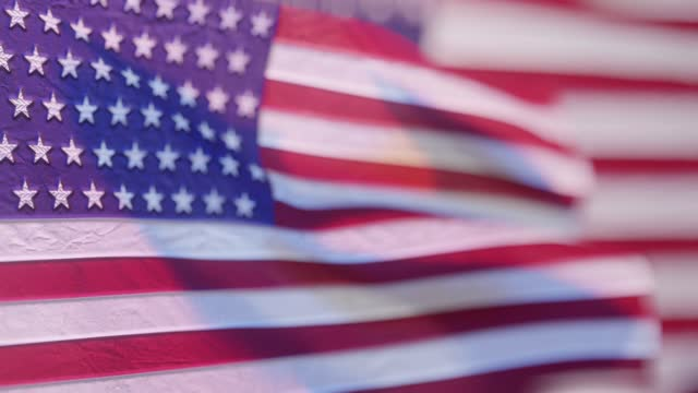 united states of america flag - intricacy stock videos & royalty-free footage