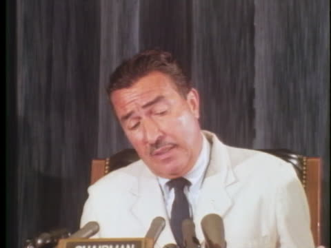 united states representative adam clayton powell jr speaks to encourage a black power movement - adam clayton powell jr stock videos & royalty-free footage
