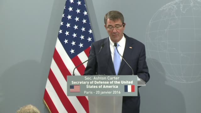 United States Secretary of Defense Ashton Carter says the main objective of the coalition fighting the Islamic State group is to destroy its power...