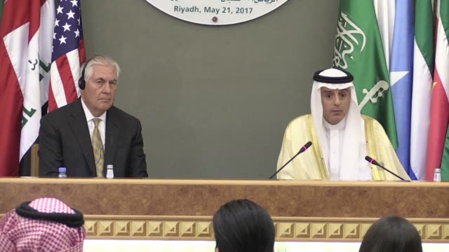 United States Secretary of State Rex Tillerson reiterates Donald Trumps comments that Muslim extremism is not about religion but rather a fight of...