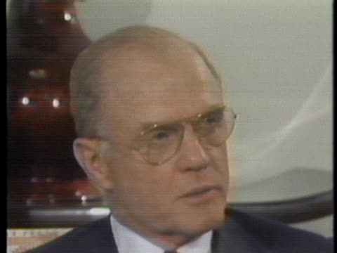 united states senator john glenn talks about taiwan obtaining status similar to hong kong and macao. - macao stock videos & royalty-free footage