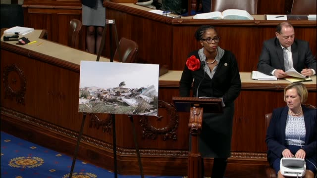 United States Virgin Islands Delegate Stacey Plaskett says her constituents are grateful for a bipartisan emergency supplemental relief bill after...