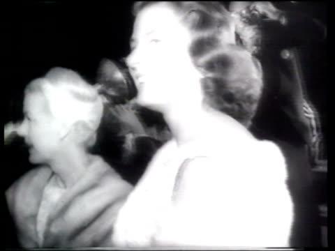 universal newsreel 1959 academy awards - hollywood california stock videos & royalty-free footage