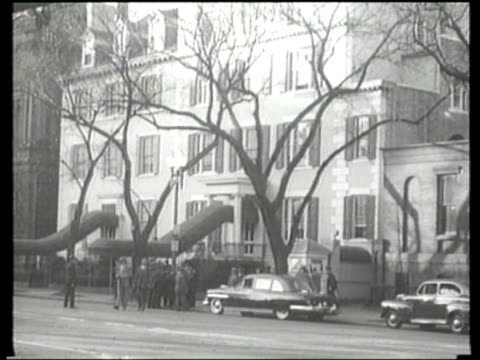 Forty people die when Puerto Rican rebels attack the Governor's Palace in San Juan then other Puerto Rican rebels try to assassinate President Truman...