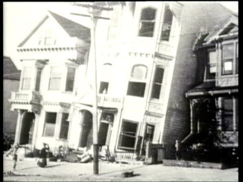 How We Lived Aftermath of San Francisco earthquake 1906