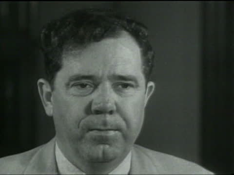 louisiana populist senator huey long is assassinated in baton rouge - populism stock videos and b-roll footage