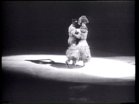 sonja henie is featured in hollywood on ice's premier - disney stock videos and b-roll footage