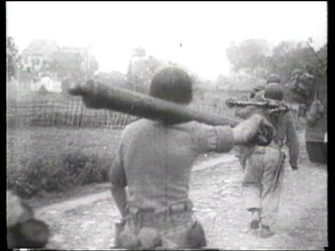 the french encounter civil war in indochina - indochina stock videos and b-roll footage